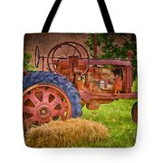 Farming In Hanksville Utah Tote Bag
