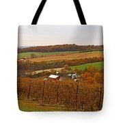Farming In The Valley Tote Bag
