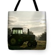 Farming John Deere 4430 Tote Bag