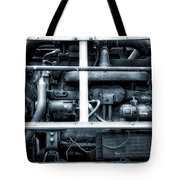 Farming You Need To Be A Jack Of All Trades Bw Tote Bag
