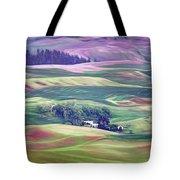 Farmland Colors - No. 1 Tote Bag