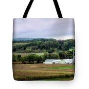 Farmland In Pennsylvania Tote Bag