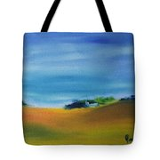 Farms And Rolling Hills  Tote Bag