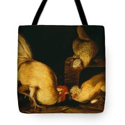 Farmyard Fowls Tote Bag