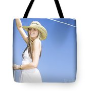 Farmyard Life Tote Bag