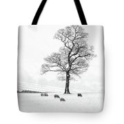Farndale Winter Tote Bag