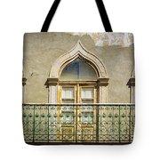 Faro Balcony Tote Bag