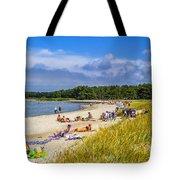 Faro Beach Tote Bag