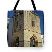 Faro Main Church Bells Tower Tote Bag