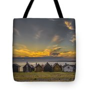 Faroe, Gotland, Sweden Tote Bag