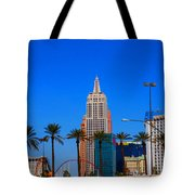 Fascination Las Vegas Tote Bag