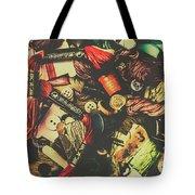 Fashion Designers Desk  Tote Bag