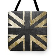 Fashion Flag United Kingdom Tote Bag