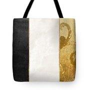 Fashion France Flag Tote Bag