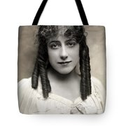 Fashion: Hairstyle, C1910 Tote Bag