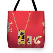 Fashion Jewellery Online Tote Bag