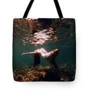 Fashion Mermaid II Tote Bag