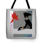 Fashion Poster Tote Bag