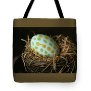 Fashionable Egg  Tote Bag