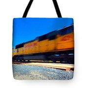 Fast Freight Tote Bag