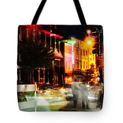 Fast Times Tote Bag