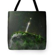 Fate Of A Kingdom Tote Bag by Melissa Krauss