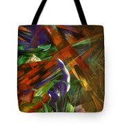 Fate Of The Animals Tote Bag