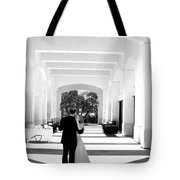Father And Bride Tote Bag