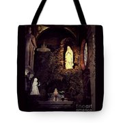Father Bakers Refuge Tote Bag