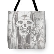 Father Health And Wisdom Tote Bag