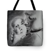 Father N Son Tote Bag