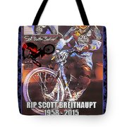 Father Of Bmx Tote Bag