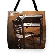 Father Serra's Desk Tote Bag