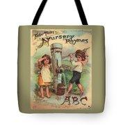 Father Tucks Nursery Rhymes Tote Bag