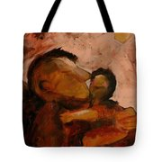 Fathered Tote Bag