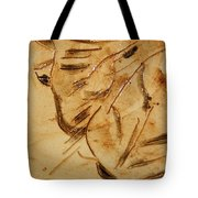 Fathers Joy Tile Tote Bag