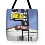 Father's Office Tote Bag