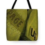 Fatigues Tote Bag