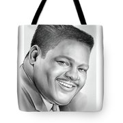 Fats Domino Tote Bag