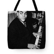 Fats Waller, American Composer Tote Bag