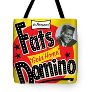 Fats Domino Tote Bag