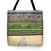Faurot Field Tote Bag