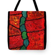 Faux Tile Painting One Tote Bag