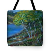 Favorite Fishin' Hole Tote Bag