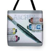 Favorite Supplies Tote Bag
