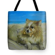 Favorite Toy Tote Bag