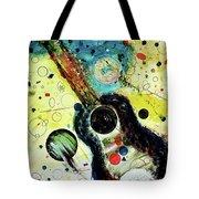 Favorites Tote Bag by Michael Lucarelli