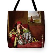 Favourite Of The Harem Tote Bag