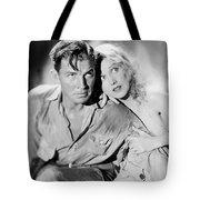 Fay Wray King Kong 1933 Tote Bag