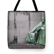 Fdr Memorial - Neither New Nor Order Tote Bag